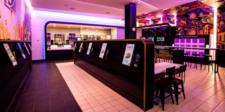 Taco Bell's new Times Square location