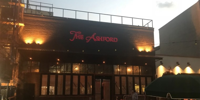 The Ashford, a bar and restaurant in Jersey City, New Jersey, is under fire after a Black patron filmed what he said was a blatant incidence of a racist double standard involving the dress code.