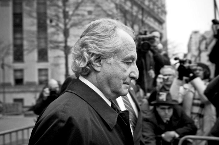 Image: Bernard Madoff
