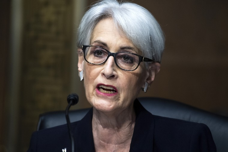 Image: Wendy Sherman, Senate Foreign Relations Committee Confirmation Hearing