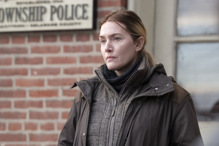Image: Kate Winslet in Mare of Easttown