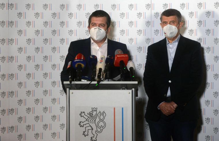 Image: CZECH-RUSSIA-CRIME-DIPLOMACY