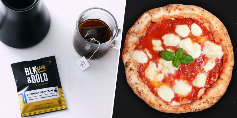Score free coffee and tea and deals on pizza, sandwiches and more.