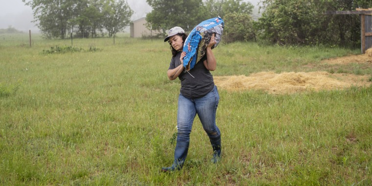 TEXAS CLIMATE CHANGE AFFECTS FARMERS