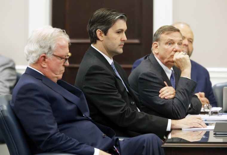Image: Michael Slager in court