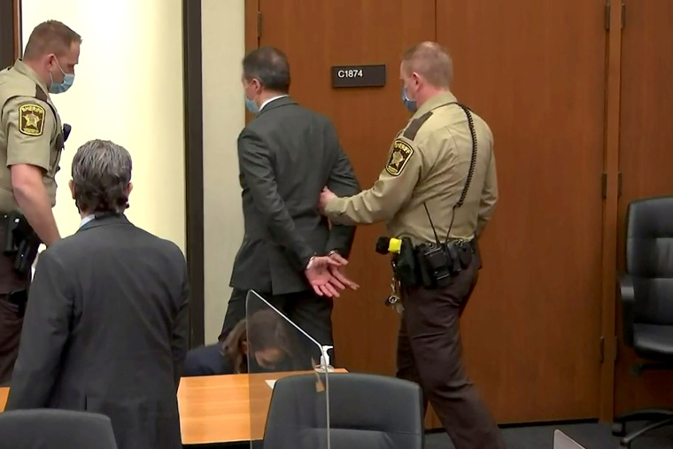 Derek Chauvin Found Guilty On All Charges In George Floyd's Death