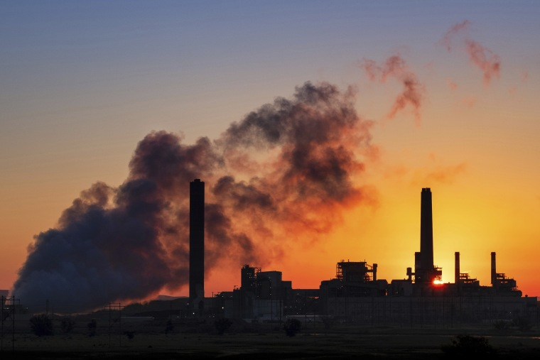 Image:  Dave Johnston coal-fired power plant