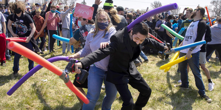 Image: Lincoln, Nebraska Josh Fight