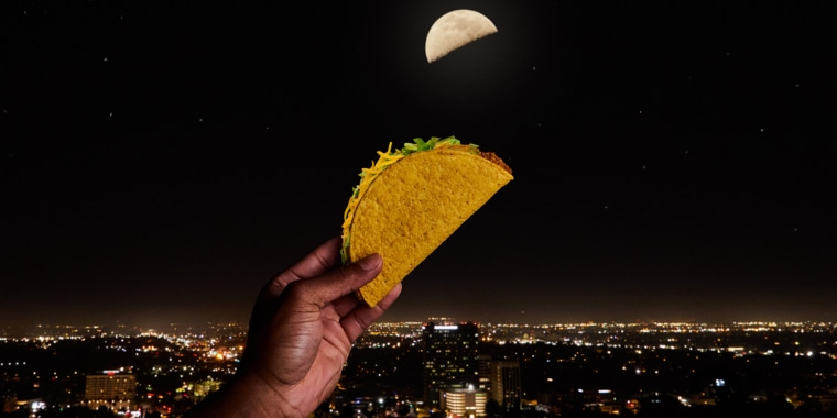 Taco lovers nationwide can get a free Crunchy Taco all day on May 4 through the app or online with no purchase necessary in honor of the taco-shaped phase of the moon.