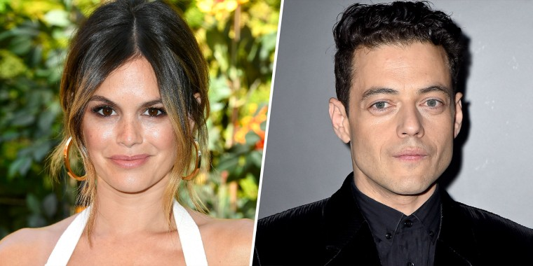 Rachel Bilson shared that she and Rami Malek have connected since a story about a photo from their high school years made headlines.