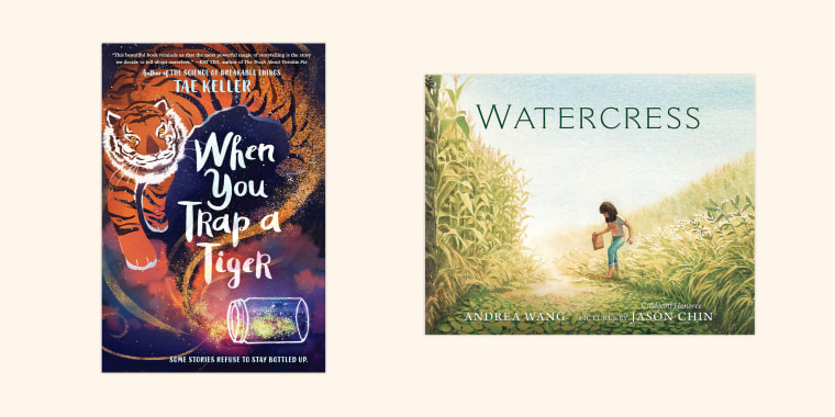 """""""When You Trap a Tiger"""" and """"Watercress"""" are just a couple of the two dozen reads for children that our four panelists recommend."""