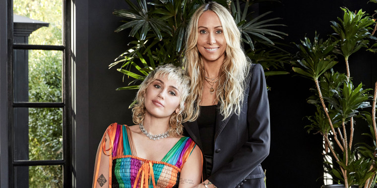"""Miley could have hired any designer that she wanted to,"" Tish said. ""But for her to be like, 'Mom, I love what you do, and I really want you to do this house' was awesome."""
