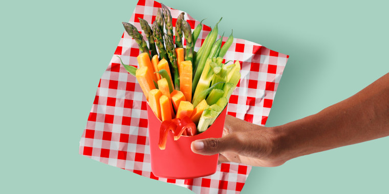 Fast food meals are lower in fiber and healthful foods, like fruits, vegetables, and whole grains.