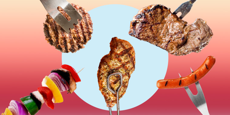 Because everything tastes better on the grill — especially in the summer.
