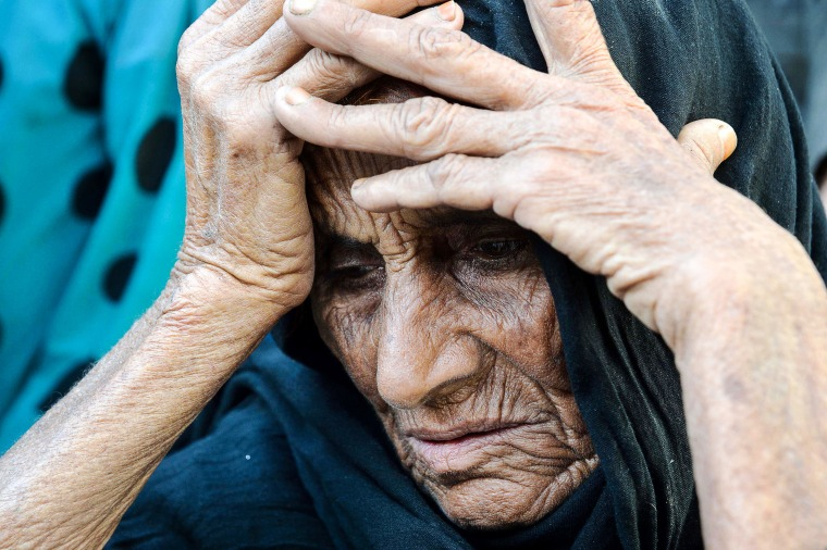 Image: An Afghan woman
