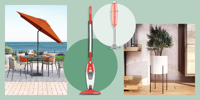 Illustration of different products on sale at Wayfair's Wayday sale under $50. Here are some of the best deals under $50 from Wayfair's Way Day sale.