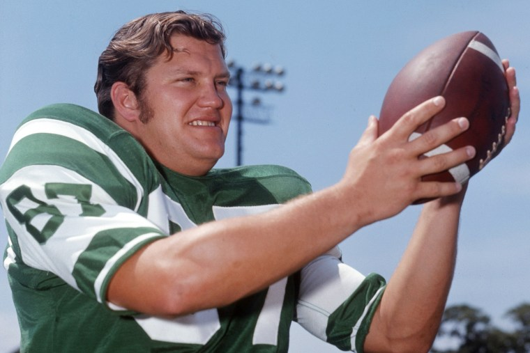 Pete Lammons, Tight End on New York Jets' 1969 Super Bowl-Winning Team, Dies at 77