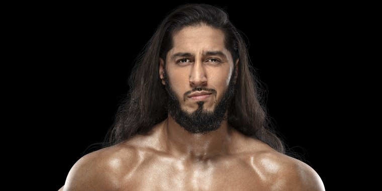 Mustafa Ali is currently observing the Muslim holy month of Ramadan, fasting from sunrise to sunset.