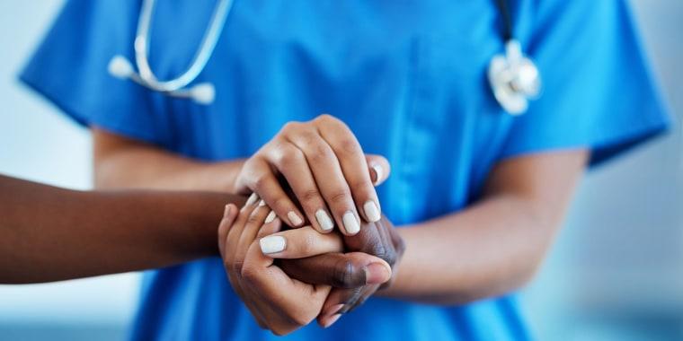 National Nurses Week runs from May 6 to May 12.