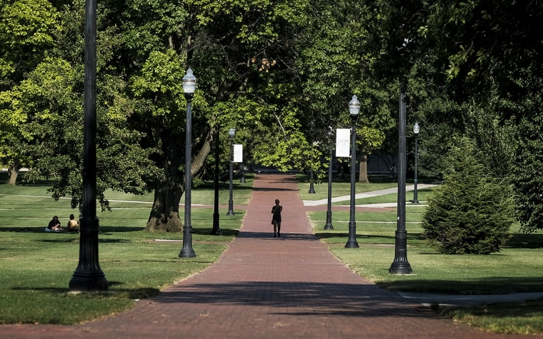 Ohio State University Holds Staggered Move-In To Enable Distancing As Students Return To Campus