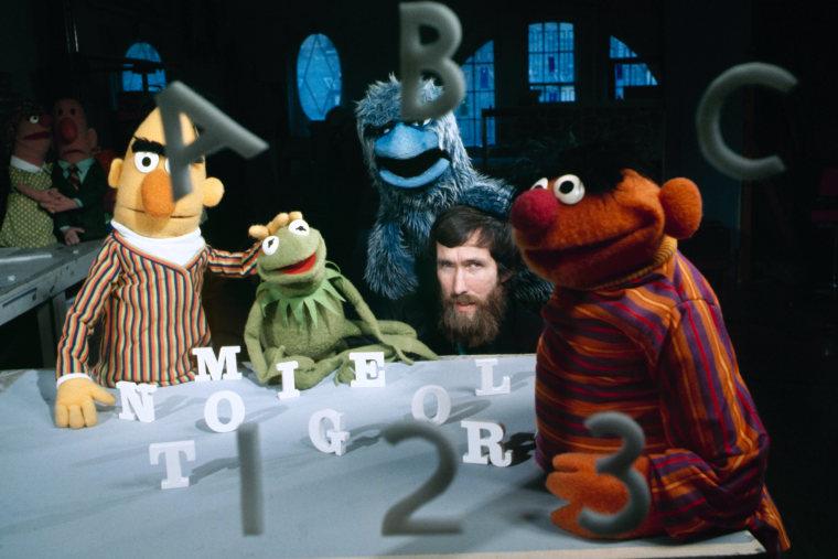 Image: Jim Henson, The Children's TV Workshop show
