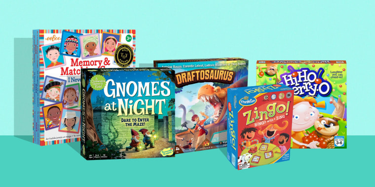 The best board games for kids of 2021 include Candy Land, Ticket to Ride and Chutes and Ladders. Shop the most popular kids board games with this guide.