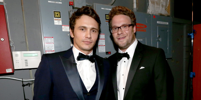 The Comedy Central Roast Of James Franco - Backstage