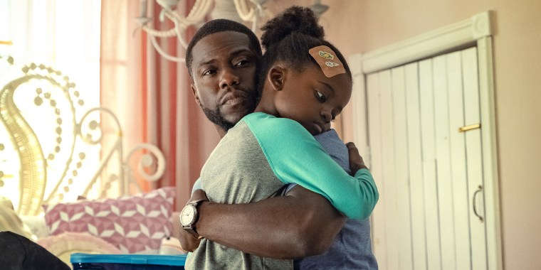 """Kevin Hart is a single dad struggling to make it work in a trailer for the upcoming Netflix dramedy """"Fatherhood."""""""