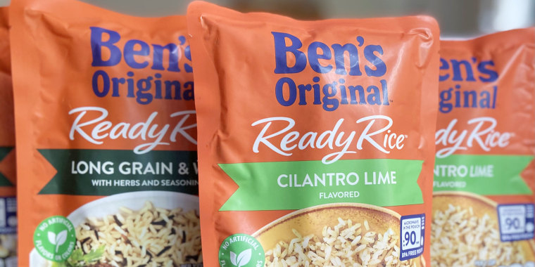 The brand formerly known as Uncle Ben's is now called Ben's Original.