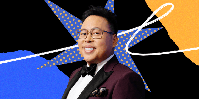 """Nico Santos is known for his roles in NBC hit comedy """"Superstore,"""" which ran from 2015 to 2021, and wildly popular 2018 rom-com """"Crazy Rich Asians."""""""