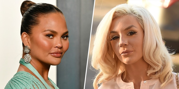 In a recent interview, Courtney Stodden accused Chrissy Teigen of bullying them online, both publicly on Twitter and in private messages.
