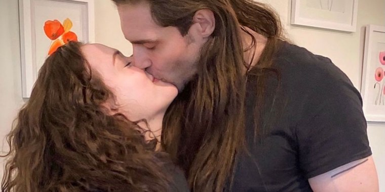 Kat Dennings and Andrew W.K. are getting married!
