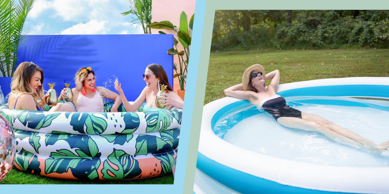 11 Best Inflatable Pools Perfect For Backyards 2021 Today