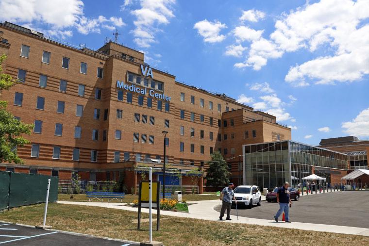 Image: Louis A. Johnson VA Medical Center