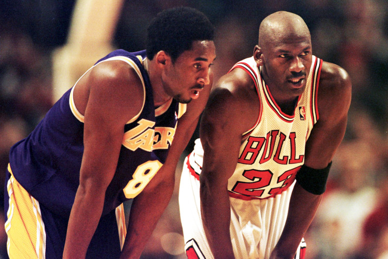 Michael Jordan reveals final text messages shared with Kobe Bryant