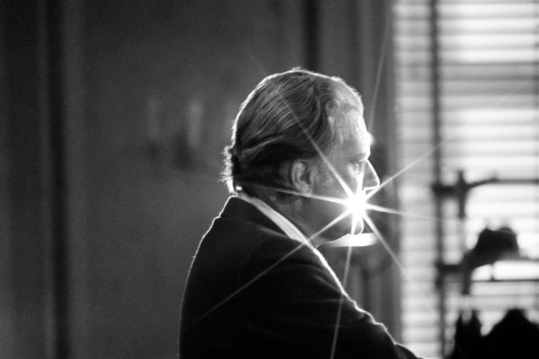 Image: Billy Graham at the National Press Club in Washington in 1971.
