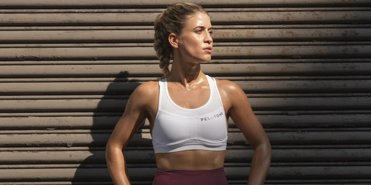 """""""Mental health doesn't discriminate,"""" Peloton instructor Kendall Toole told TODAY."""