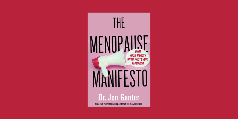 Dr. Jen Gunter, an OB/GYN, has become an outspoken advocate of women's health in recent years.
