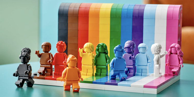 """Lego announced they are releasing a special set, called """"Everyone is Awesome,"""" that celebrates the diversity of their fans."""