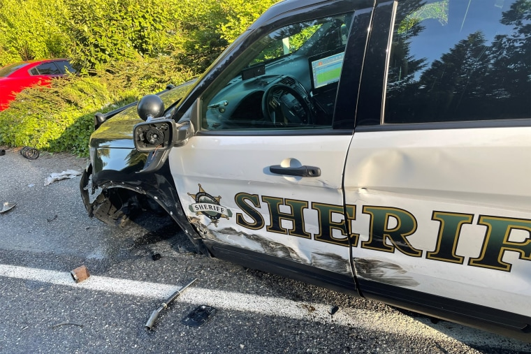 Image: Snohomish County Sheriff's Office vehicle