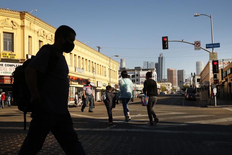 California Gov. Gavin Newsom has announced a mandatory overnight stay-at-home order that will be instituted throughout most of California to combat a surge in new coronavirus cases, a measure that comes just days after the governor enacted a dramatic roll