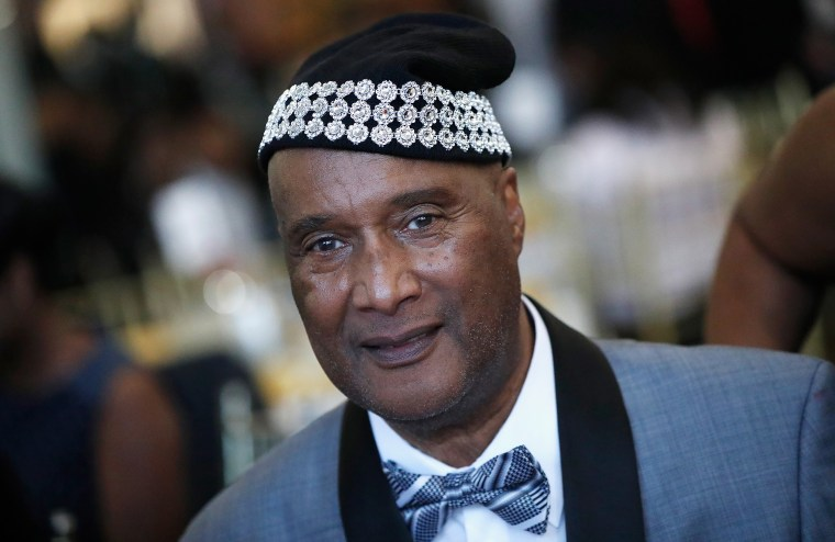 Image:  Paul Mooney attends during the 2017 LOL Comedy Honors Awards Show on Aug. 24, 2017 in the of New York City.