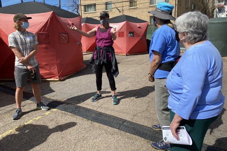 Image: Capitol Hill Camp tour