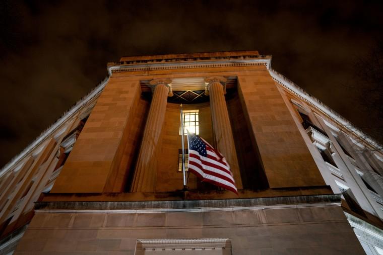 Second Impeachment Trial Of Donald Trump Begins In Senate