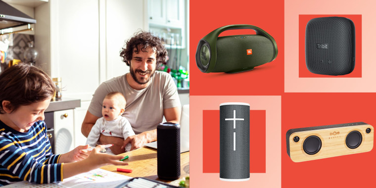 The best Bluetooth speakers and portable speakers of 2021 to shop include JBL speakers, Tribit speakers and other wireless speakers available on Amazon.