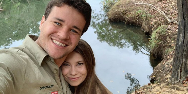 It's hard to believe, but Bindi Irwin's daughter is already 2 months old!