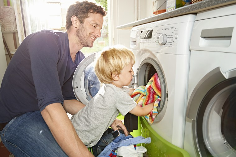 Father and son loading washing machine. Shop the best Memorial Day appliances sales and appliance deals on refrigerators, dishwashers, air fryers and juicers from Home Depot, Lowe's, Best Buy and more.