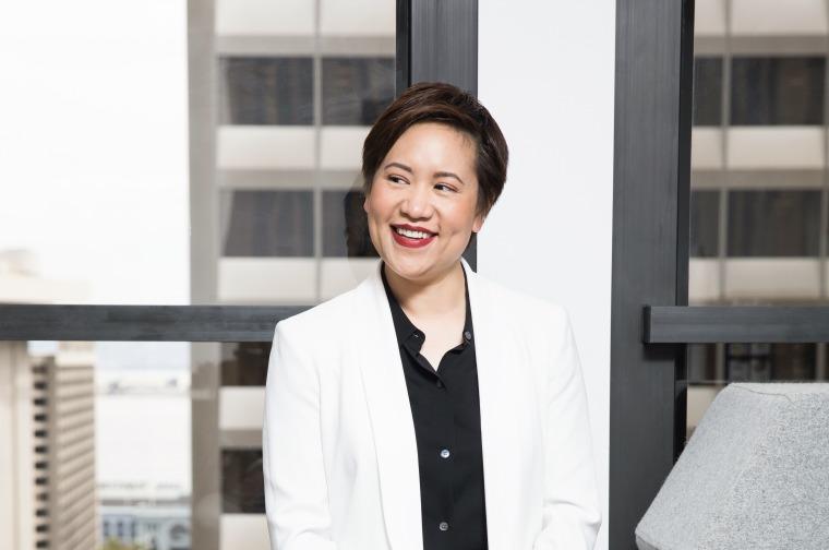 Deborah Yeh, chief marketing officer of Sephora.