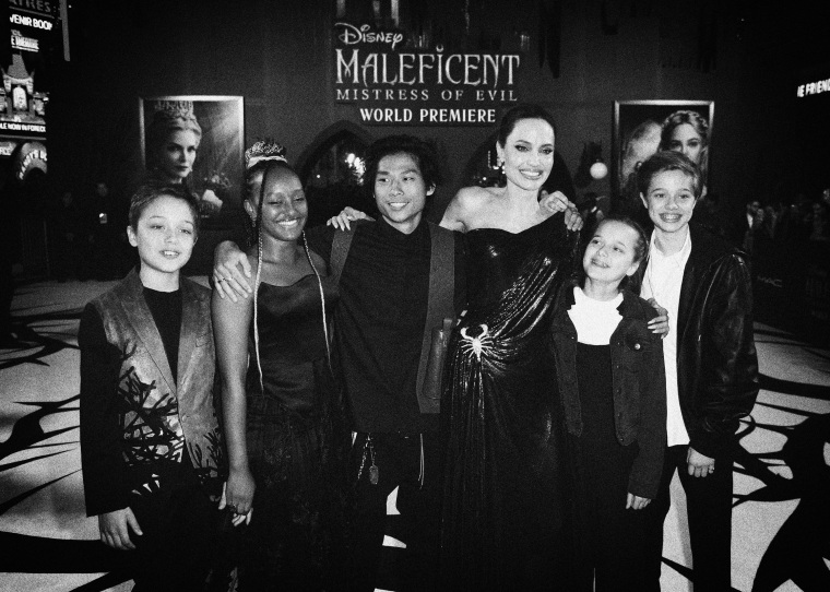 "World Premiere Of Disney's \""Maleficent: Mistress Of Evil\"" - Red Carpet"