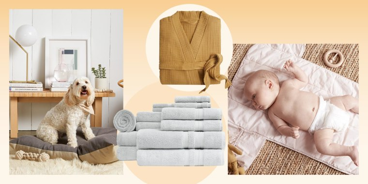 Parachute is having a sale now for Memorial Day, offering 20% off all items including Parachute bedding, bath linens, mattresses, home goods and more.